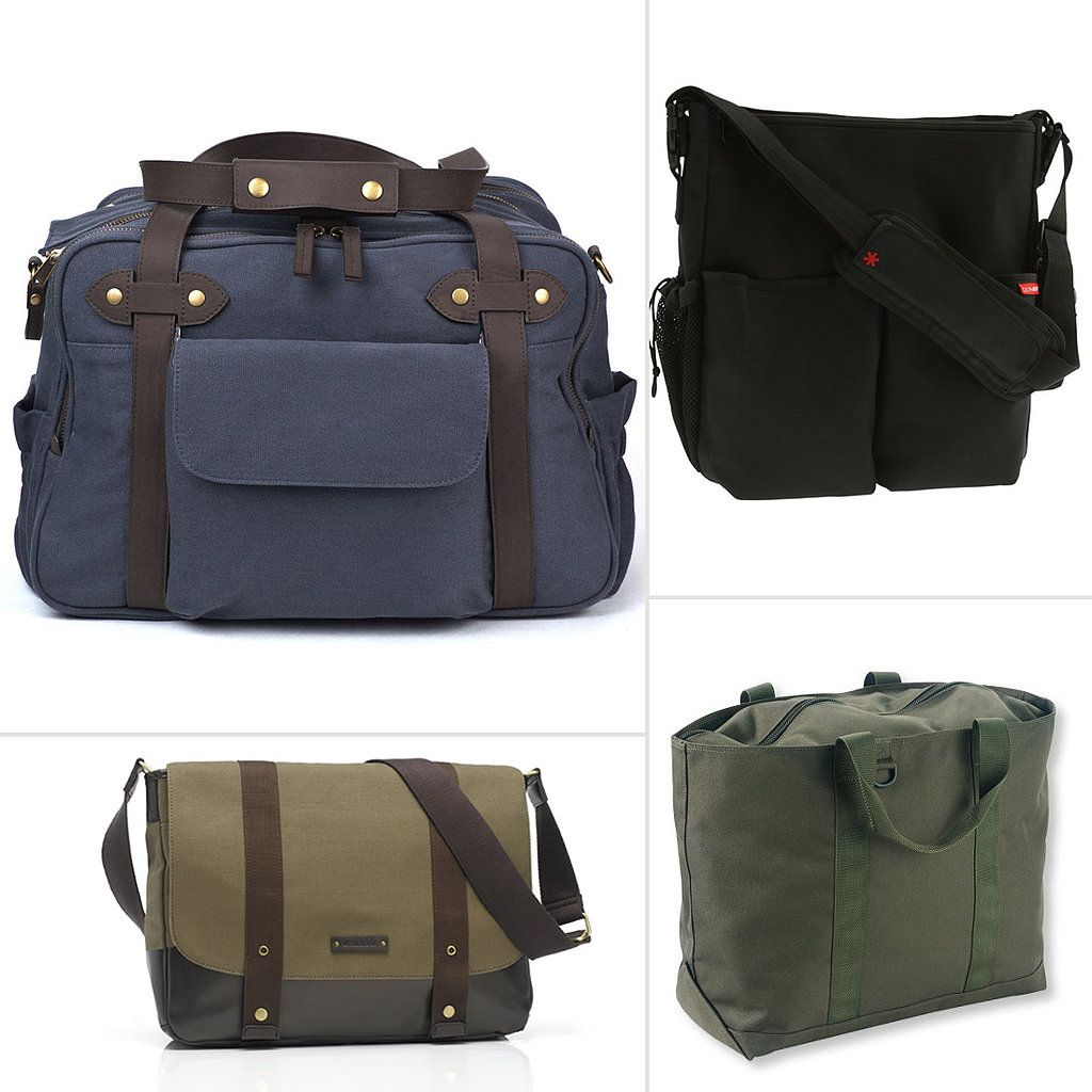 Diaper Bags That Are Cool Enough For Dad To Carry At Popsugar