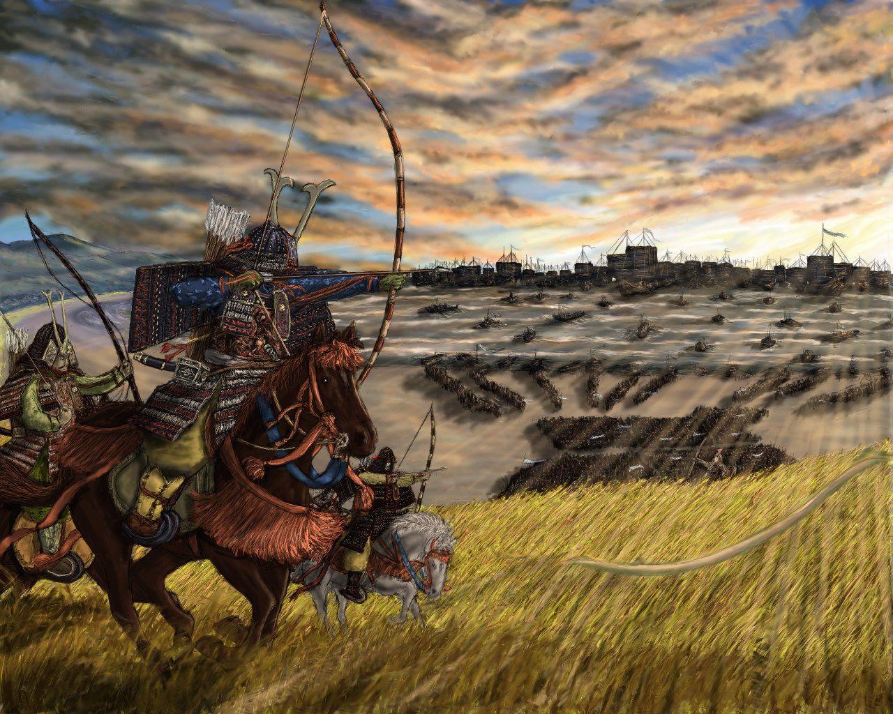 Годовщиной, картинки монгольские войска