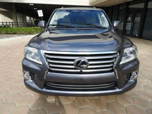 Lexus Lx 570 For Sale Very Well Maintained Car Single Owner Grey Color Eight Seats New Tires Excellent Condition Engine Is In Goo Lexus Suv Cars For Sale