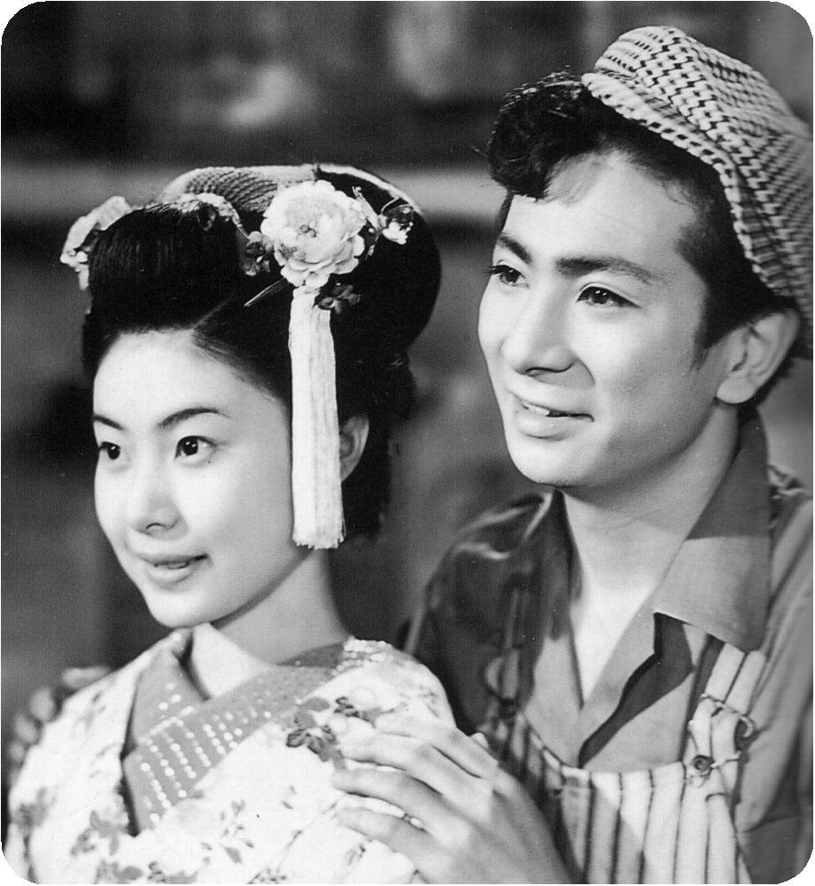 勝新太郎&中村玉緒(画像あり) | スター, 女優, 玉緒