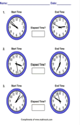 Printables Time Worksheet Generator worksheet generator davezan time davezan