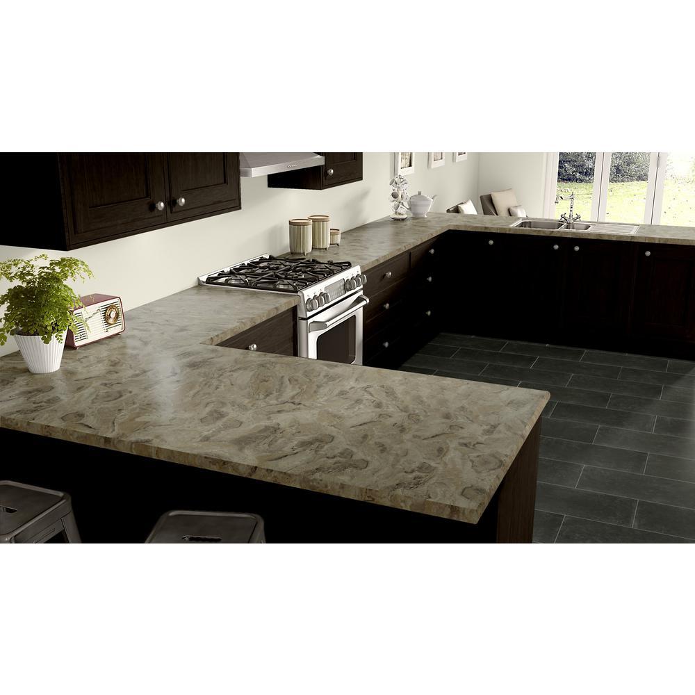 Wilsonart 3 In X 5 In Laminate Countertop Sample In Cipollino Con Panna With Hd Mirage Mc 3x51884k3 In 2020 Laminate Kitchen Laminate Countertops Kitchen Countertops