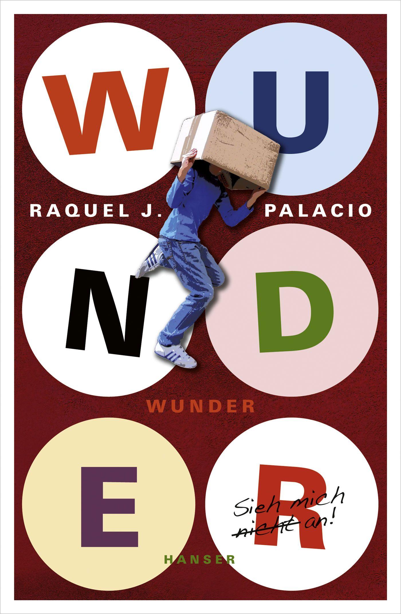 """Vaizdo rezultatas pagal užklausą """"Wunder Raquel J. Palacio"""""""
