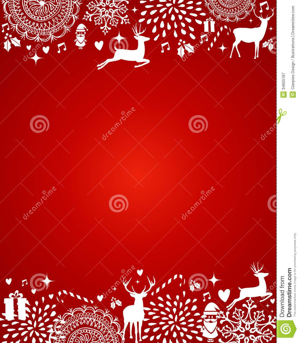 Christmas Templates Free  Christmas Card Templates For Word