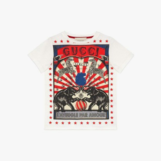 Gucci Circus graphic tee, $145, nordstrom.com