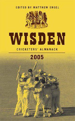 Book: Wisden Cricketers' Almanack 2005