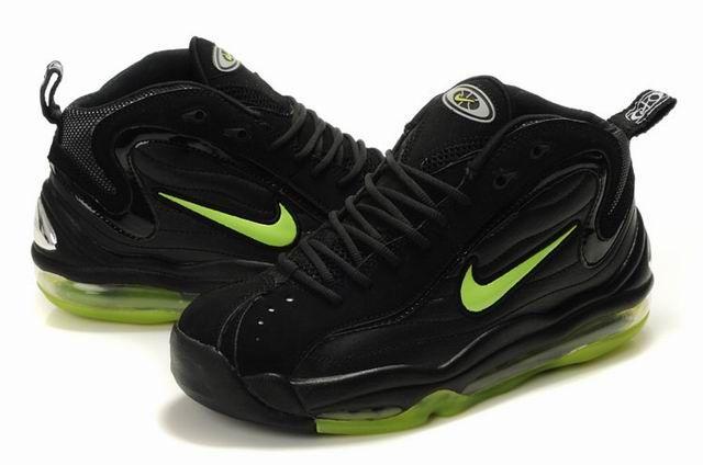 Nike Air Total Max Uptempo Black Green