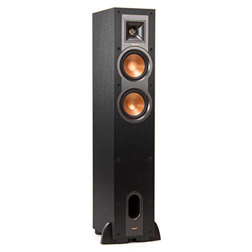 Klipsch R24f Floorstanding Speaker Each You Can Get More Details By Clicking On The Image Note Amazon Affiliate Link Klipsch Speaker Klipsch Reference