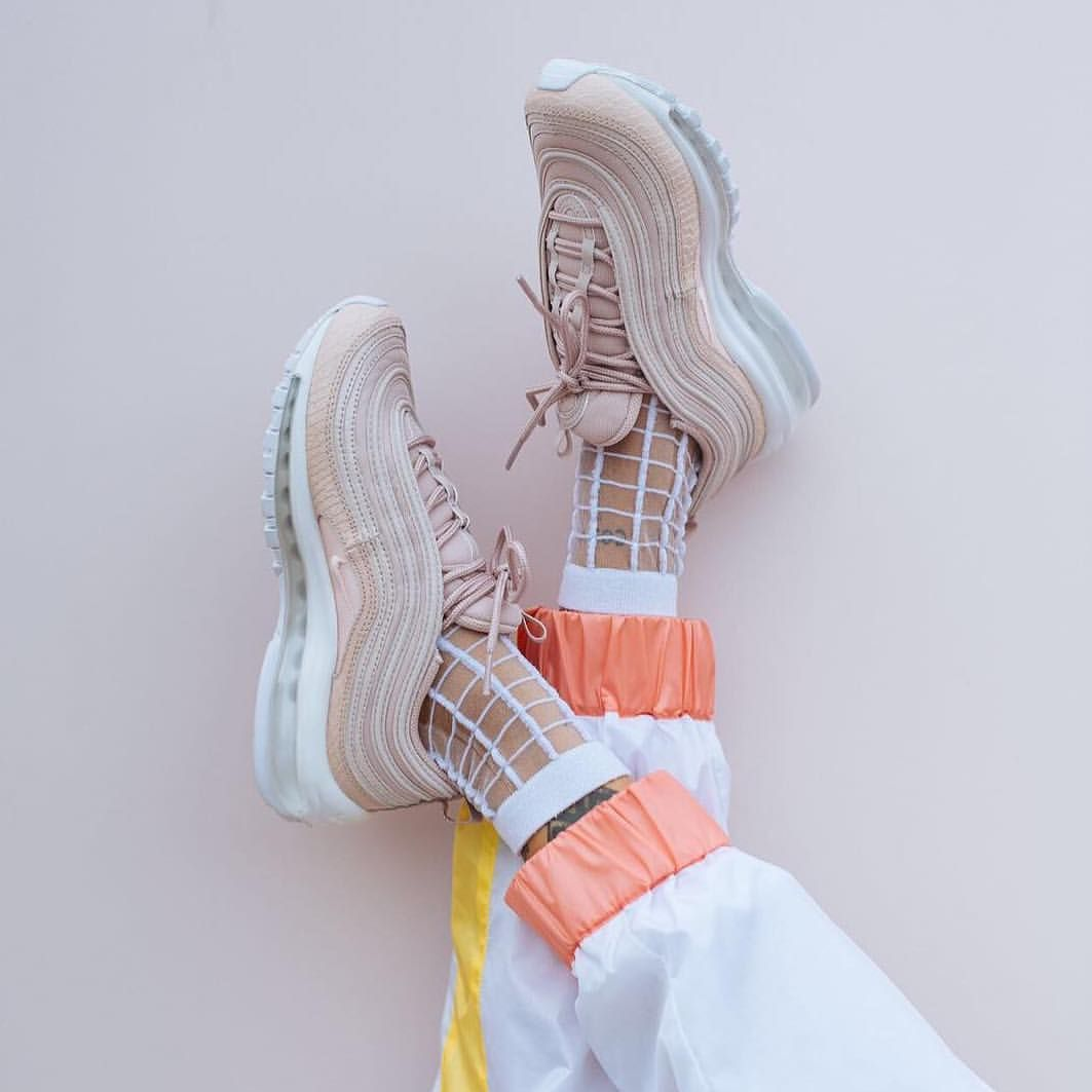 Nike Air Max 95 Shoe 307960 018 | Orange Jungle