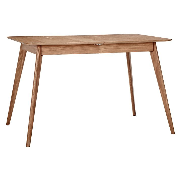 Buy Housejohn Lewis Lily Extending Dining Table Online At Extraordinary Dining Room Furniture John Lewis Decorating Inspiration