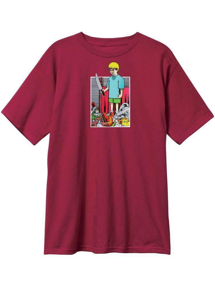 926a7e7a1168 101 Stuffed Animals Burgundy Premium T-Shirt / Color: Burgundy / Sizes: S,  M, L, XL /101 Heritage Reissue premium t-shirt. / Vintage graphic on the  front.