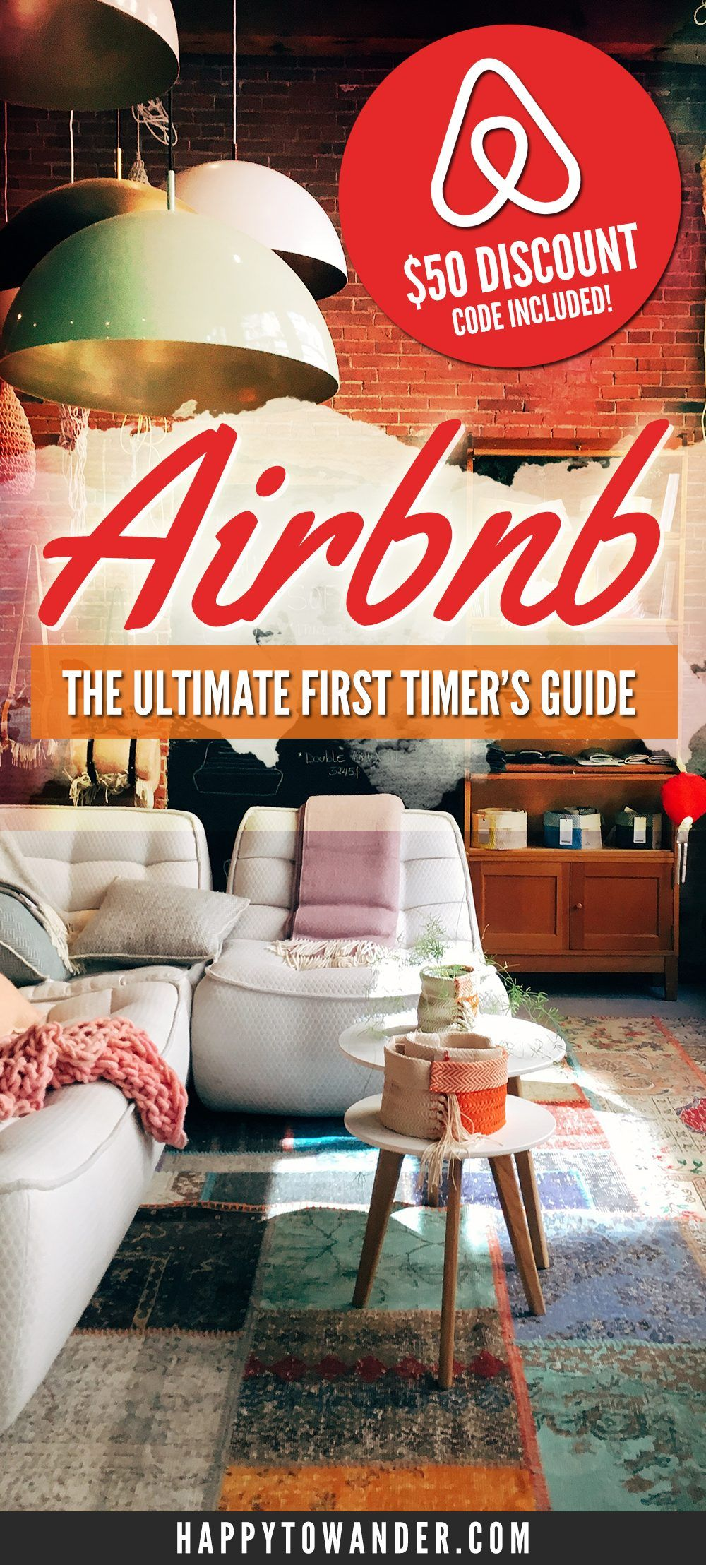The best guide ever for beginners to AirBNB. If you want to save money when you travel, AirBNB is the best way to live like a local while saving a few bucks. This post contains a step by step on how to get started with AirBNB, alongside a coupon for your first booking!