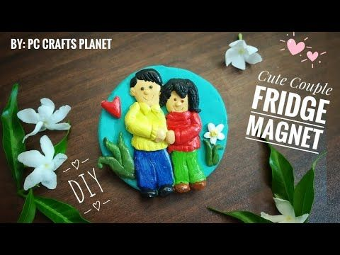 Cute Fridge Magnet Diy How To Make Magnets At