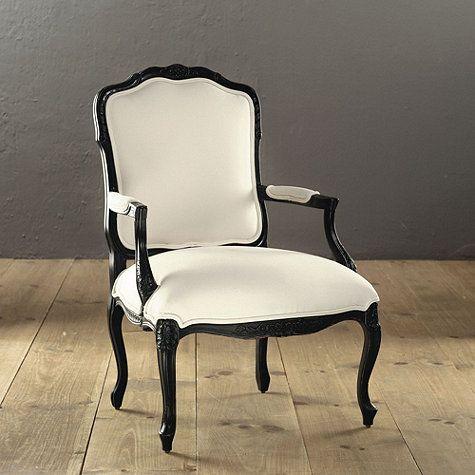 Delicieux Louis XV Salon Chair | Ballard Designs