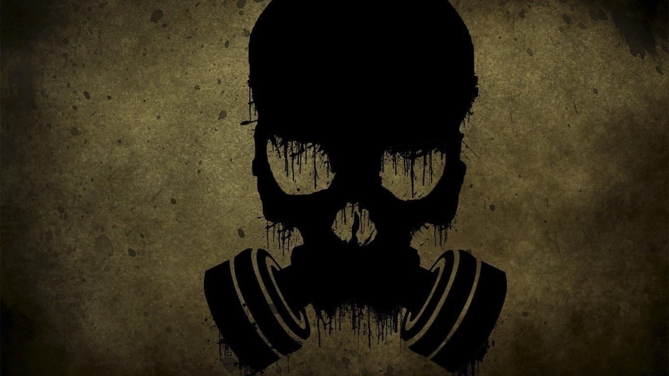 Hd Wallpapers Cool Skull Wallpaper Skulls Gas Masks Wallpaper Cool Skull Wallpapers Imagenes Espanoles Skull Wallpaper Gas Mask Art Gas Mask