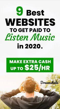 15 Websites To Get Paid To Listen Music Online (20