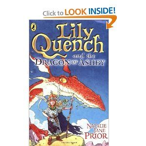 Donation - Lily Quench, the last of a family of dragon slayers, befriends the dragon she is sent to kill and together they join forces against an evil tyrant.