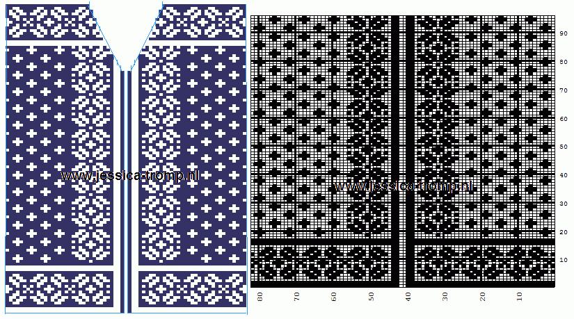 norwegian sweater pattern   Norwegian Knitting and Embroidery ...