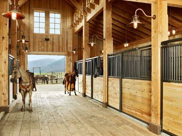 Horse Stable Design Ideas, Pictures, Remodel, and Decor