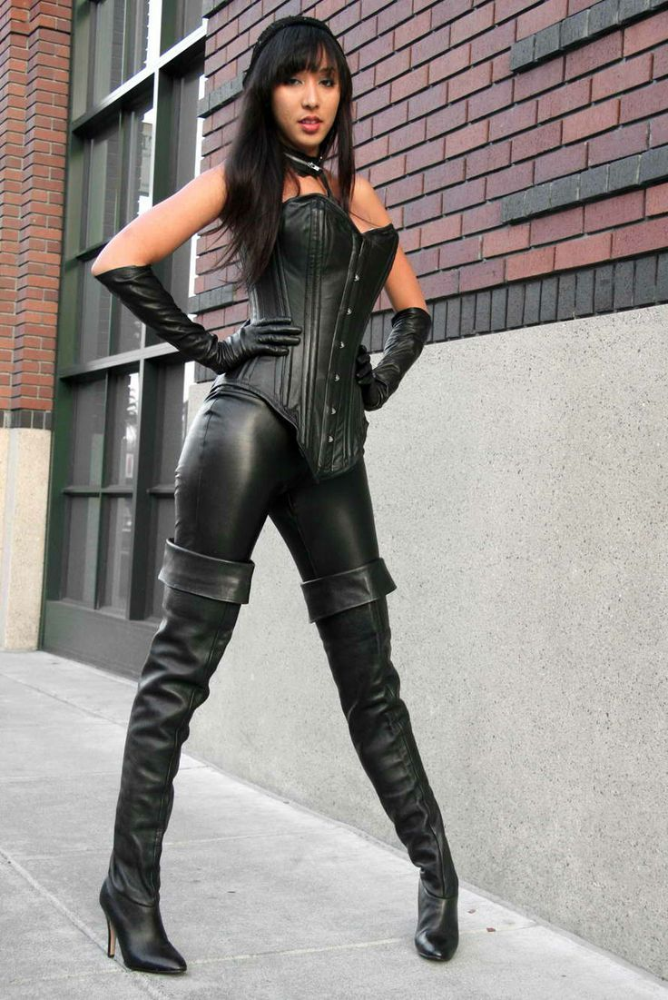 Asian Dominatrix Pics