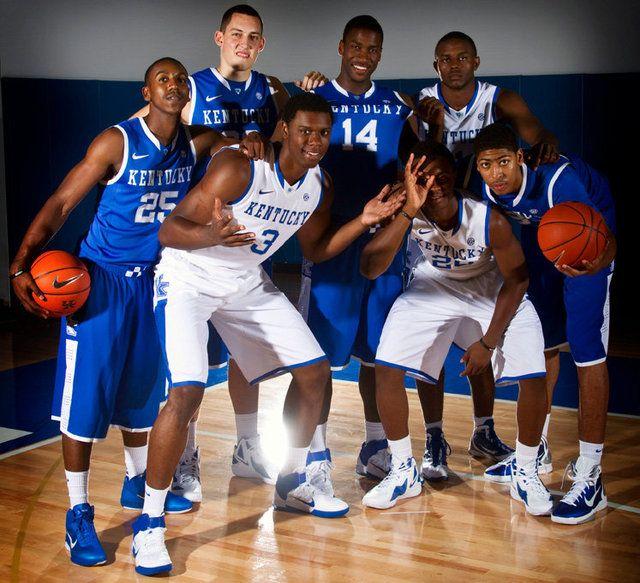Kentucky Wildcats Going for an 8th Championship!