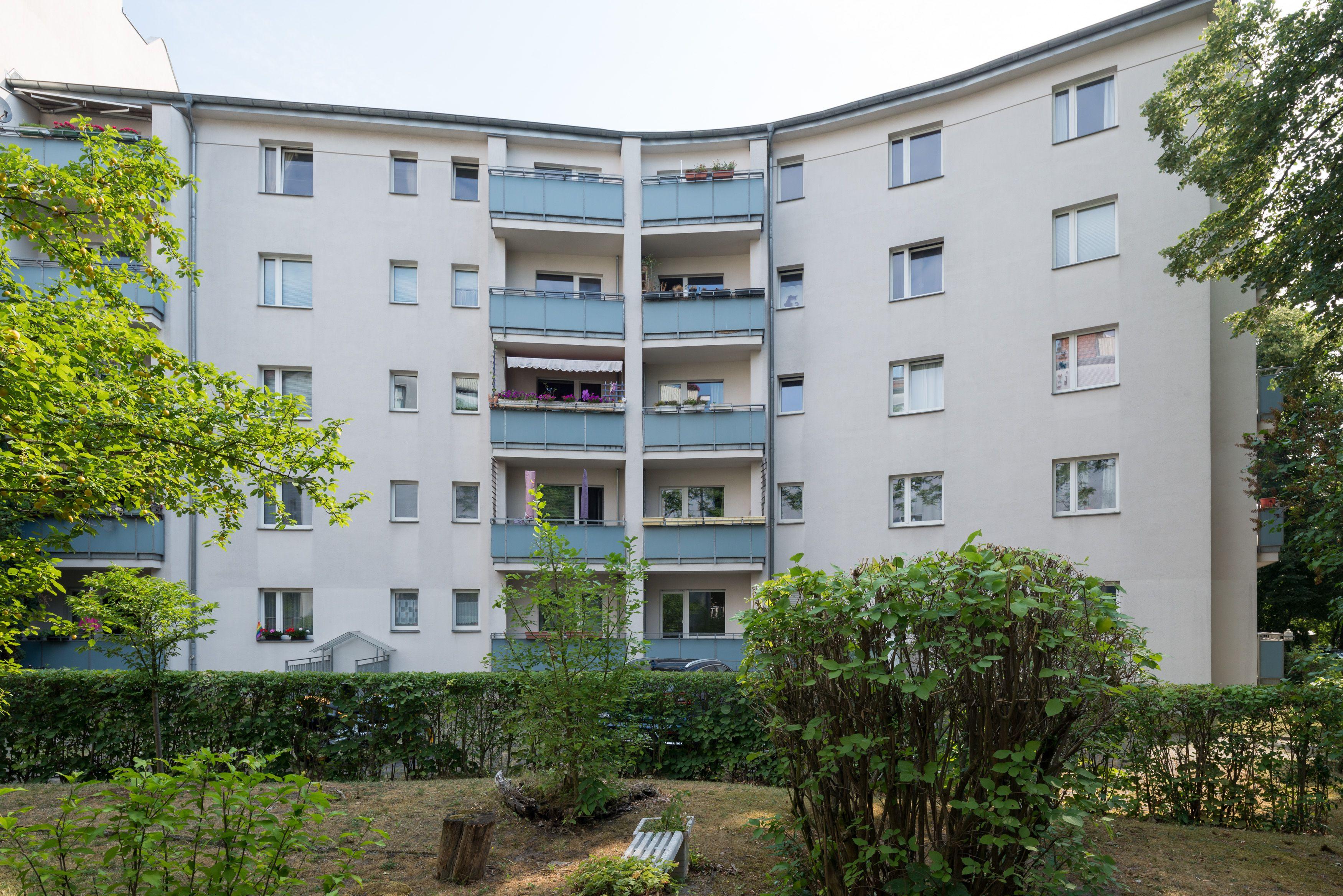 Eigentumswohnungen in Berlin Steglitz, Thorwaldsenstraße