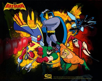 Batman The Brave And The Bold Season 3 Episode 1 Watch Cartoons