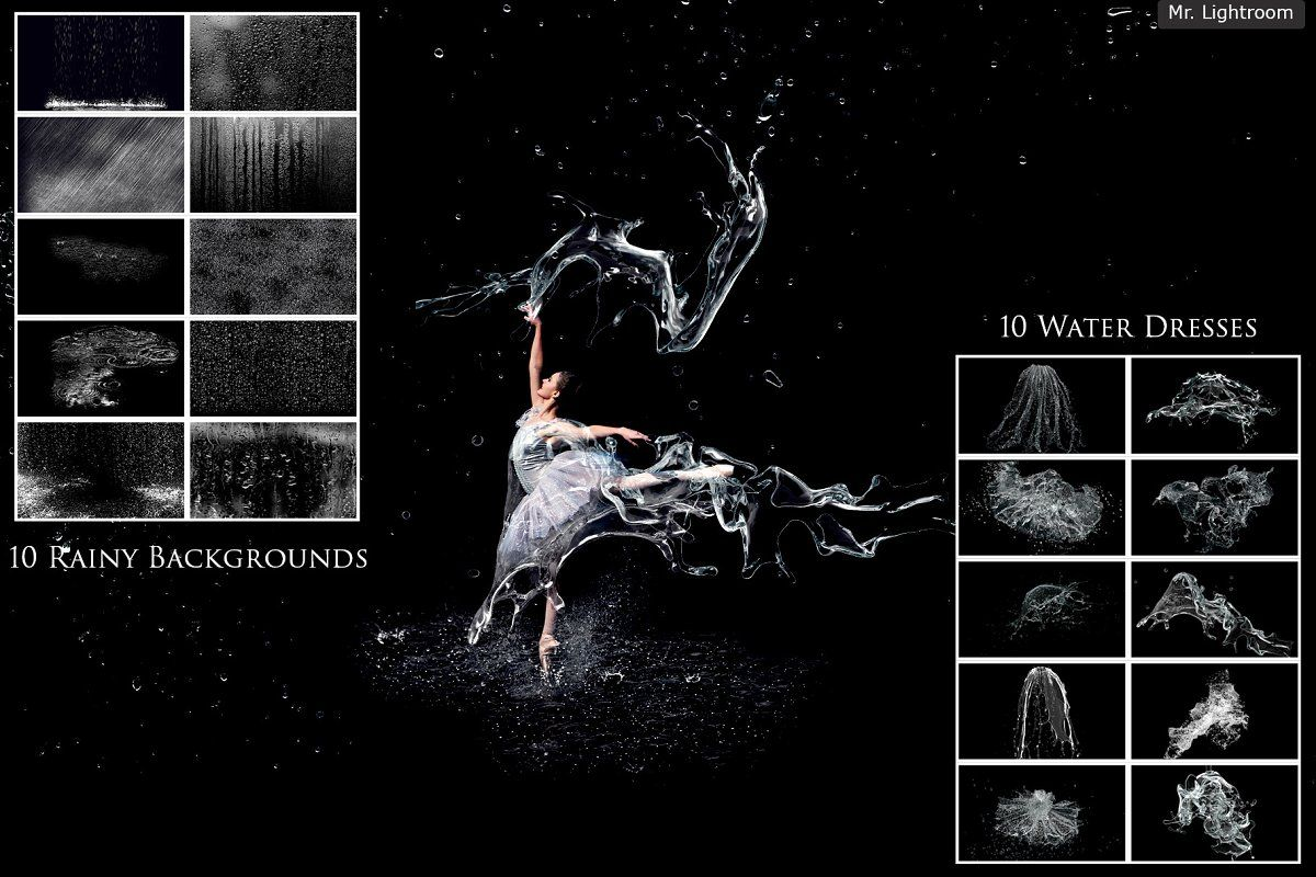 130 Water Splash Photo Overlays In 2020 Overlays Photo