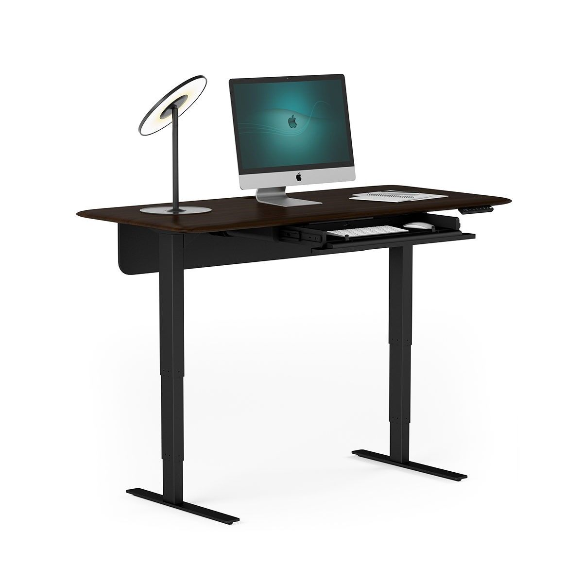 Bdi Home Office Sola 6853 Lift Standing Desk Creative Furniture Adjustable Height Standing Desk Adjustable Standing Desk Lift Desk