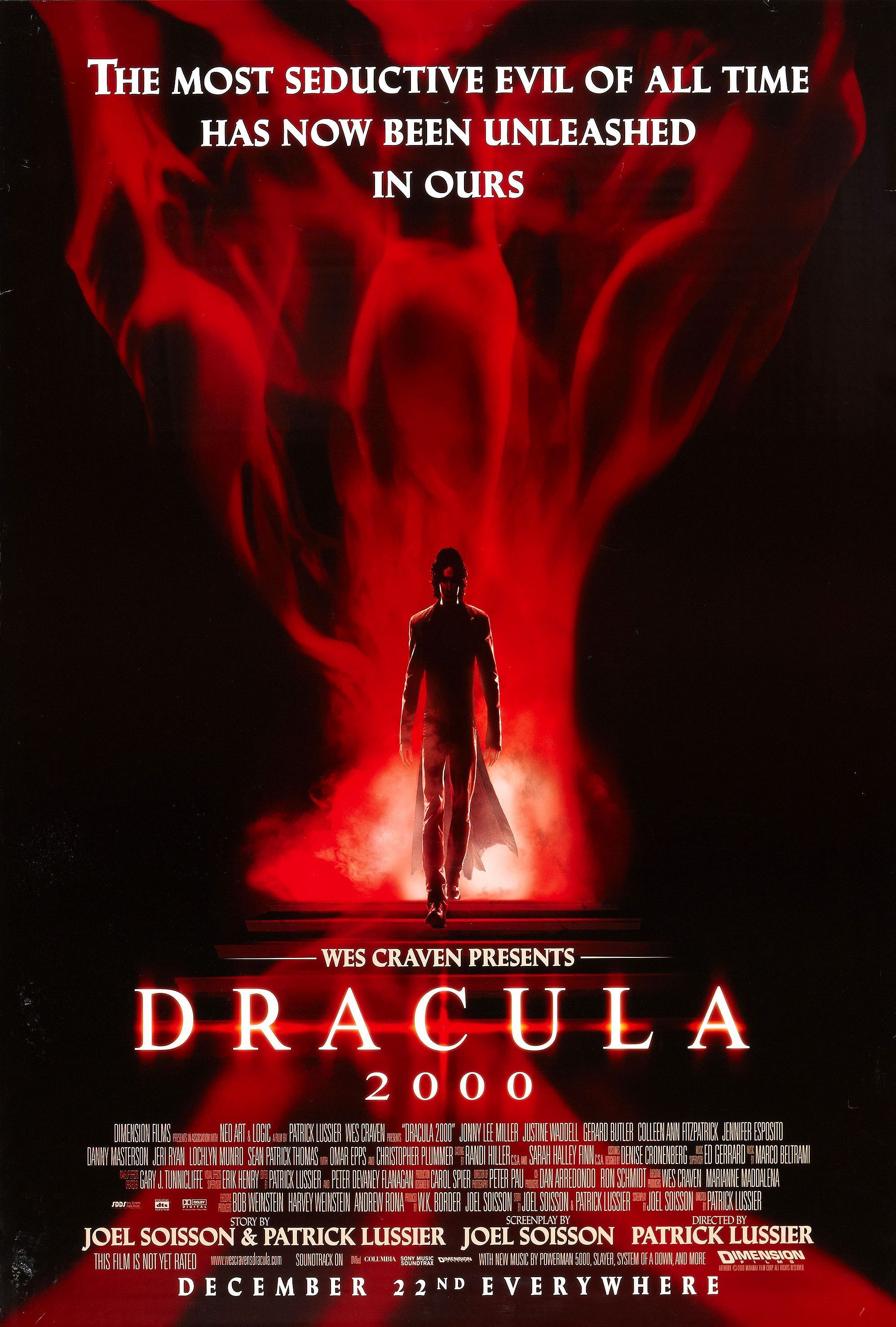 Dracula 2000 Is The Chronicle Of The Confrontation Between The