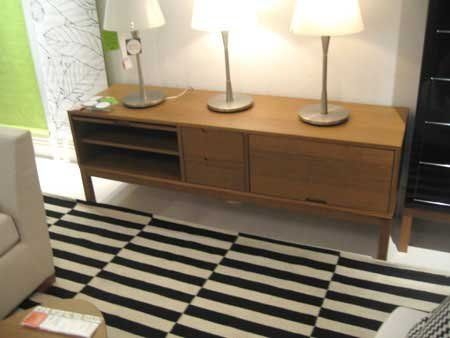 Credenza Ikea Stockholm : Ikea stockholm collection mcm