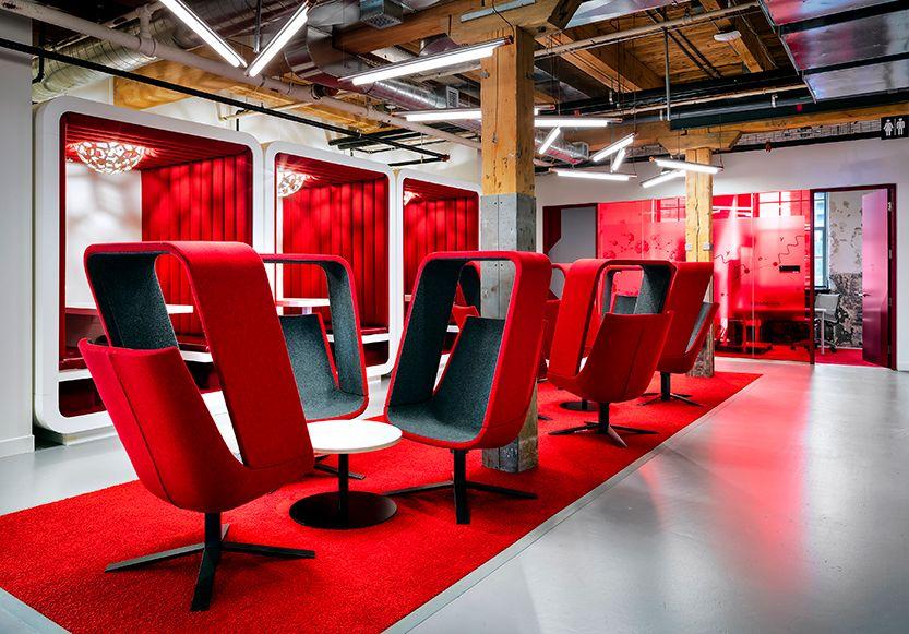Google WaterlooARIDO Award Of Excellence Waterloo Phase 1 Interior Designer Deanna Hayko
