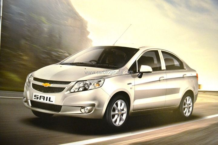 Chevrolet Sail Sedan Price Features Specifications And Details