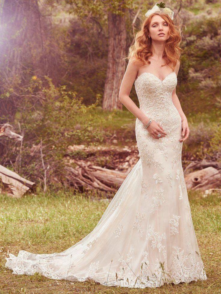 Maggie Sottero Reynold (mit Bildern) Hochzeitskleid