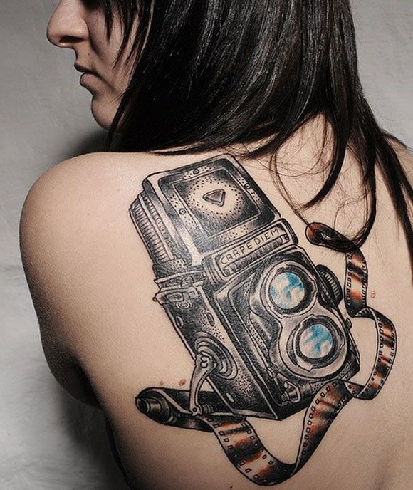 Tattoo Filmrolle