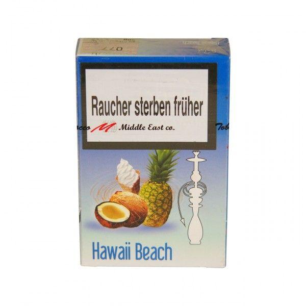 Al Waha Kokosnuss Ananas (Hawaii Beach) Shisha Tabak, 50g - Shisha Tabak kaufen
