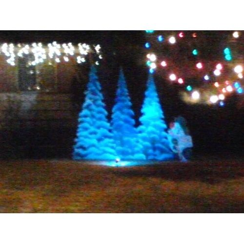 holiday lawn decorations holiday christmas tree yard decorations made of 12 cdx plywood and