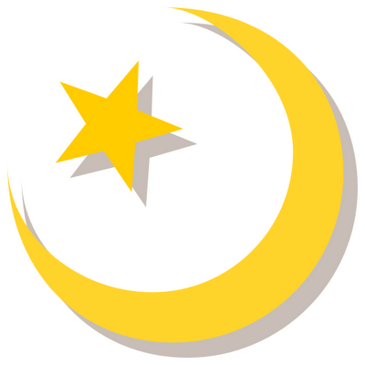 Star And Crescent Of Islam The Koran The Holy Book Of Islam Does Not Mention The Symbol But Was Used Into The Islamic Posters City Iphone Wallpaper Adinkra