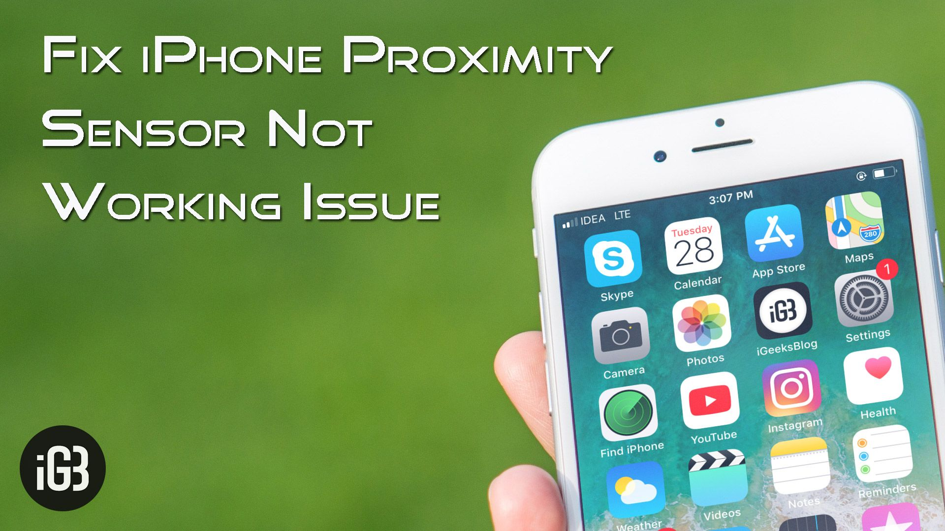 iPhone Proximity Sensor Not Working? Here is How to Fix