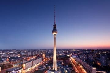 Skip The Line Dinner Atop The Berlin Tv Tower Berlin Most Beautiful Cities Germany