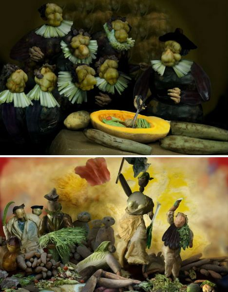 Art Remix: 26 Modern Takes on Famous Historical Paintings