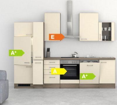 Flex-Well Küchenzeile 310 cm G-310-2604-011 Eico Jetzt bestellen - küchenzeile 240 cm mit geräten
