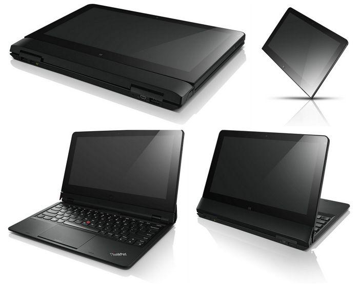 CES 2013: Lenovo ThinkPad Helix and IdeaPad Yoga 11S