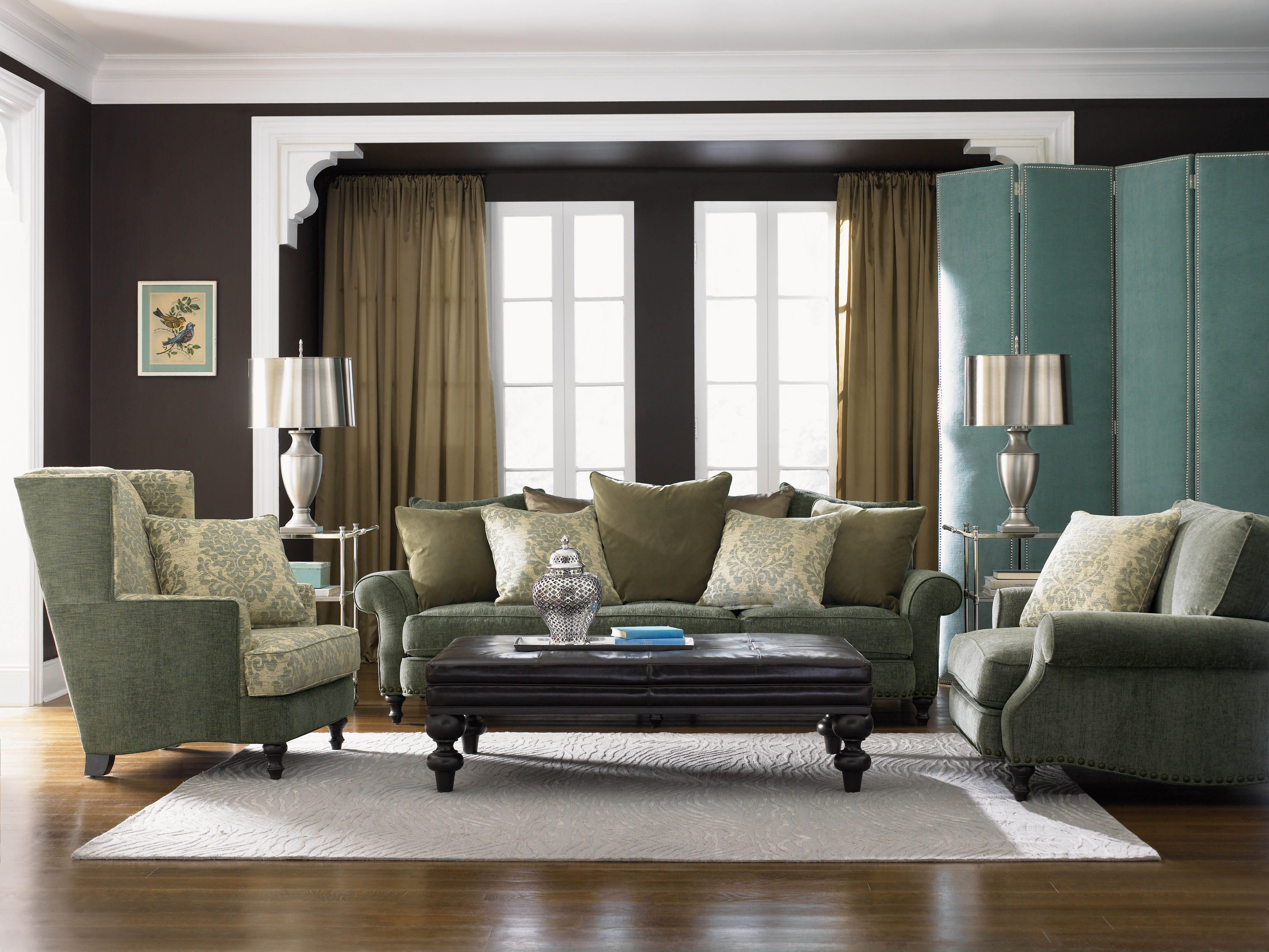 Sequoia sofa loveseat chair ottoman accent chairs ottomans also available