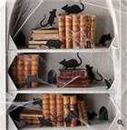 Rats in the bookcase