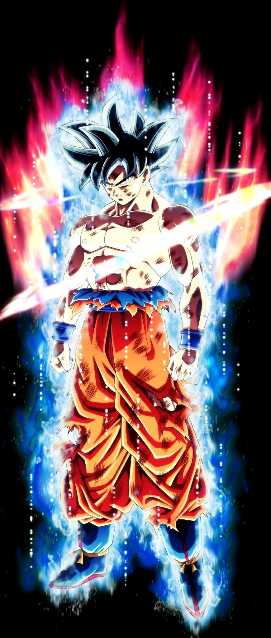 Goku Ultra Instinct Wallpaper 4k Iphone Gallery Dragon Ball Wallpapers Dragon Ball Goku Dragon Ball