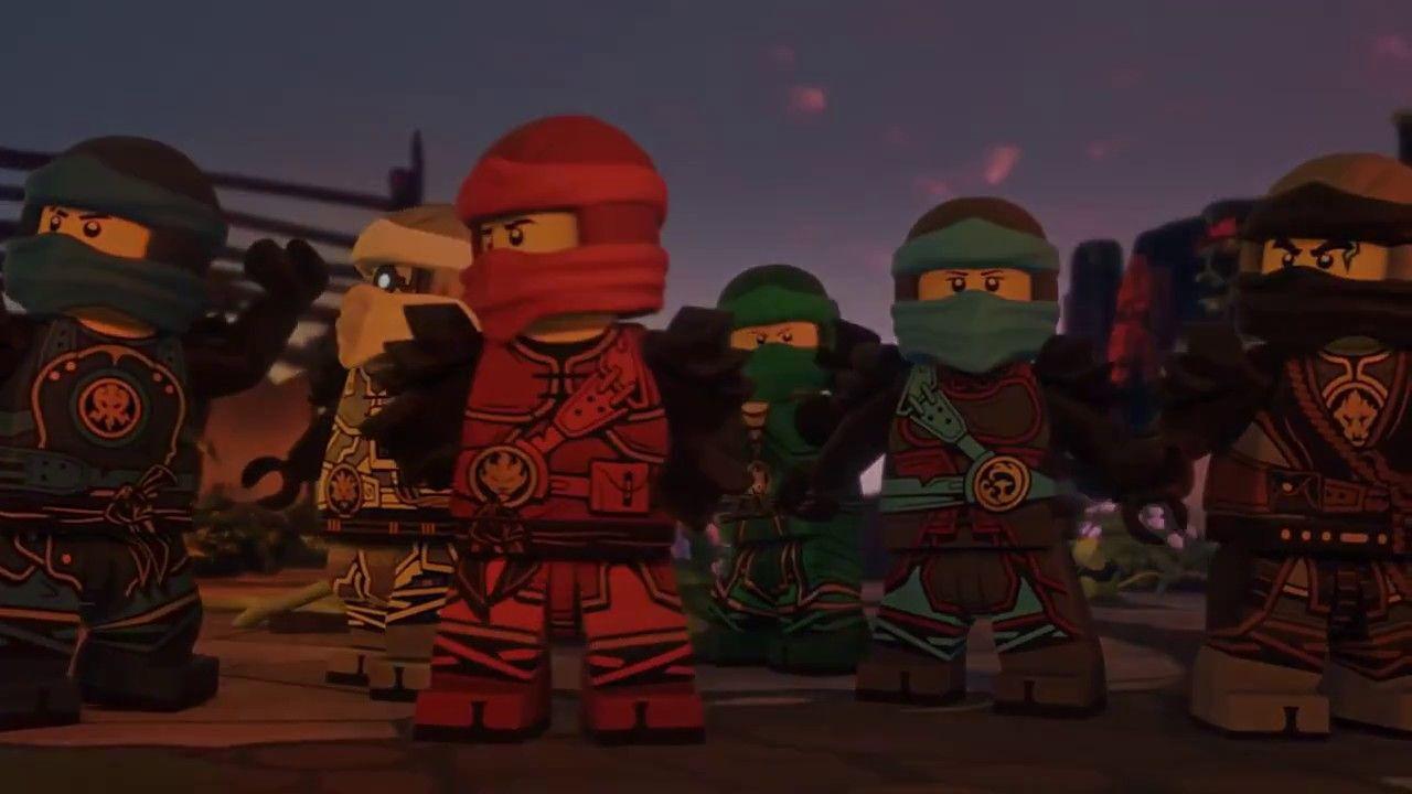 Lego Ninjago Season 7 Tester