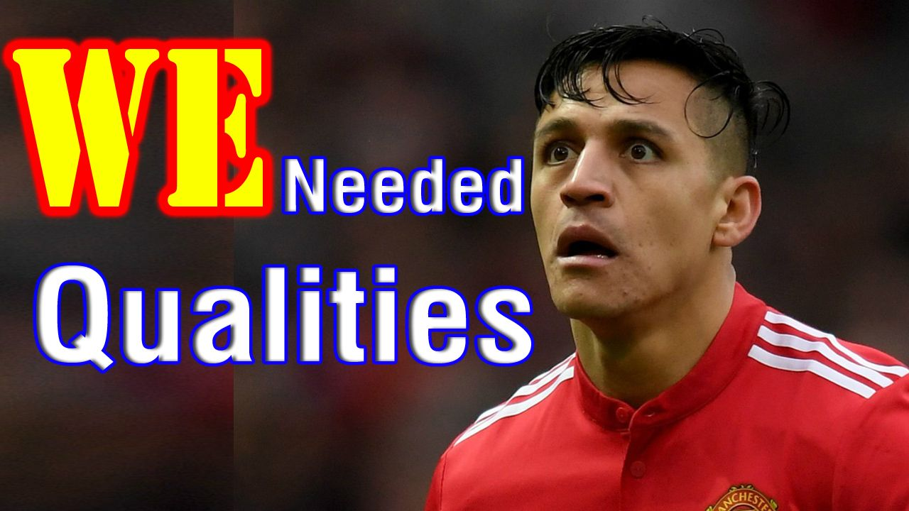 Jose Mourinho We Needed Alexis Sanchez S Qualities Man Utd News Now Mufc Man Utd News Jose Mourinho Alexis Sanchez
