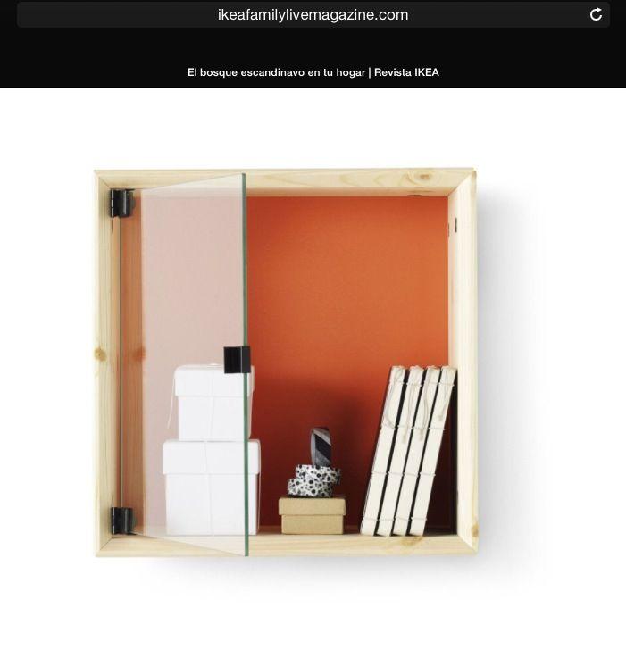 Pequeña estanteria I K E A Pinterest Pequeña estantería - puertas de madera para bao