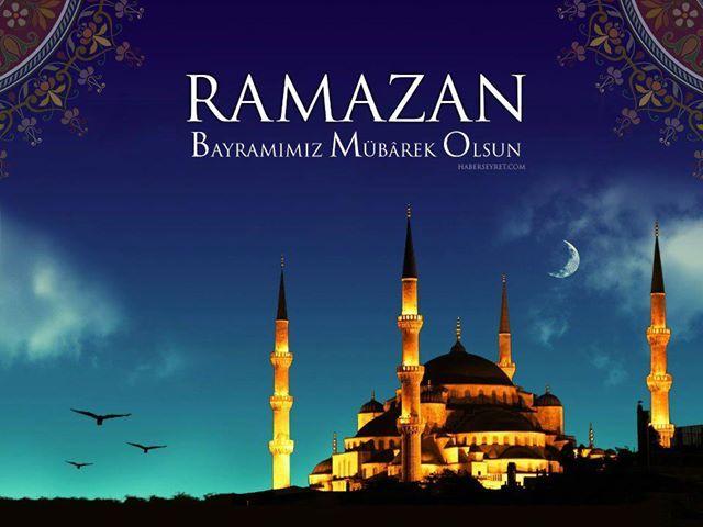 Ramazan Bayraminiz Mubarek Olsun Ramazan Mesajlar Islam
